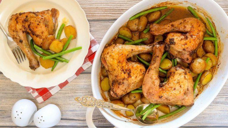 دليلك الكامل للتعرف على 6 أكلات شهية بالافخاذ /  بحر المعرفة
