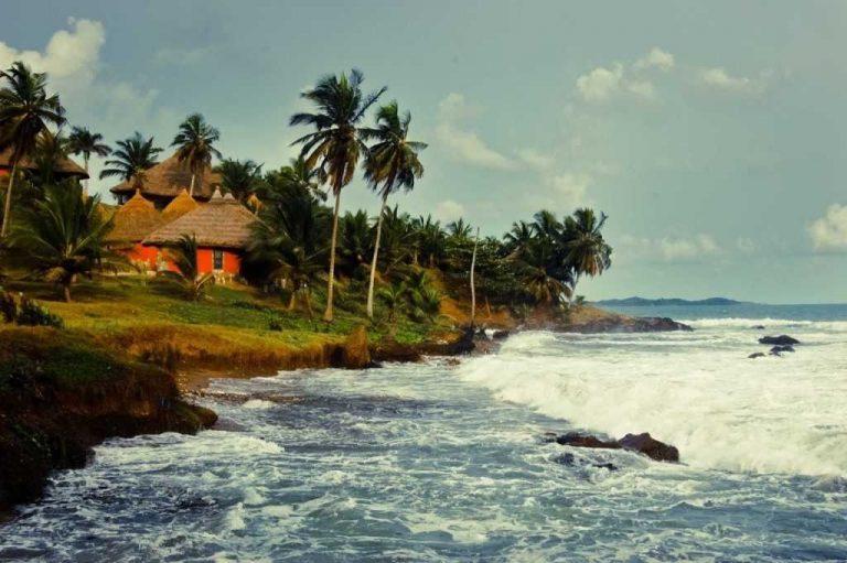 الطبيعة في غانا – أجمل الأماكن الطبيعية والسياحية في غانا