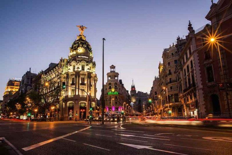 الأماكن السياحية في مدريد .. جولة سياحية في عاصمة المملكة الإسبانية !
