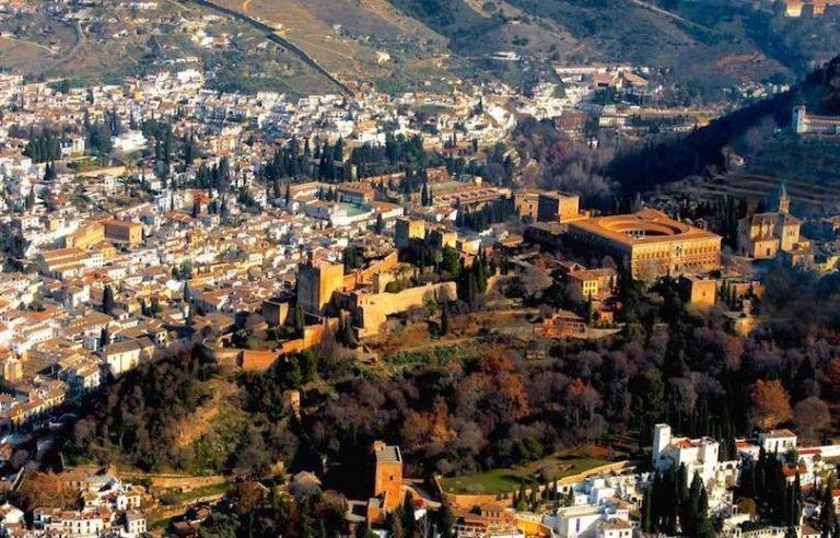 السياحة في جنوب اسبانيا  –