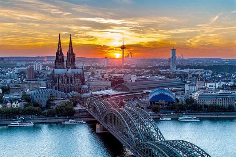 معلومات عن مدينة كولونيا ألمانيا