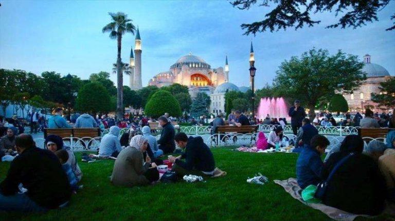 السياحة في تركيا في شهر رمضان