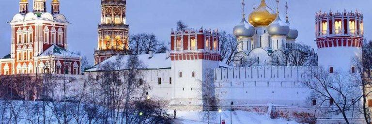 السياحة في روسيا في فصل الشتاء
