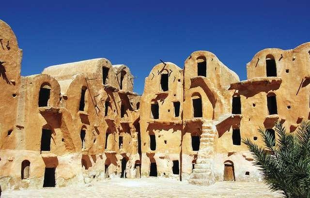 مدينة تطاوين تونس