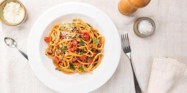 أنواع المعكرونة الإيطالية وأسمائها ..أفضل أطباق المعكرونة الايطالية