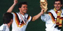 جدول مباريات كأس العالم 1990