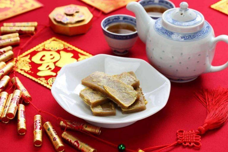 حلويات مشهورة في الصين  –