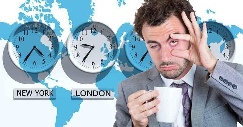 نصائح لتجنب مشكل اختلاف التوقيت أثناء السفر