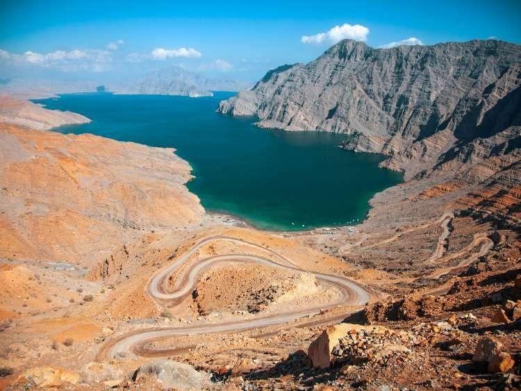 السياحة في خصب -سلطنة عمان
