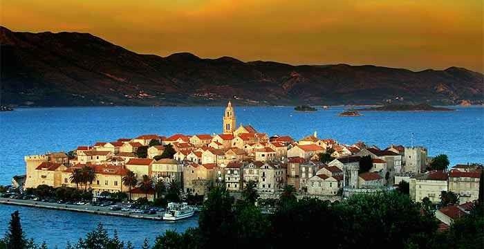 أجمل 5 جزر سياحية في كرواتيا