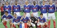 فرنسا في كاس العالم 1998