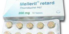 ميلاريل Mellaril علاج مرض الانفصام والقلق والتوتر