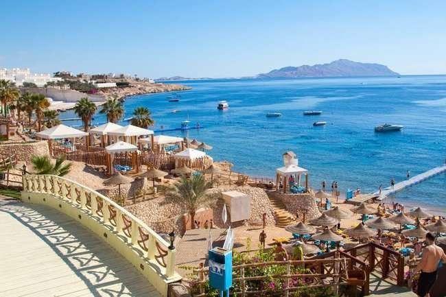 السياحة في مصر شهر أبريل