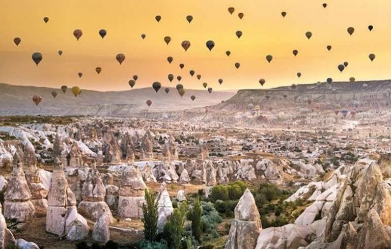 السياحة في تركيا في شهر مارس – أجمل رحلة بتركيا فى فصل الربيع