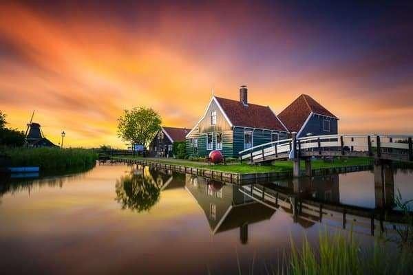 السياحة في هولندا شهر مارس