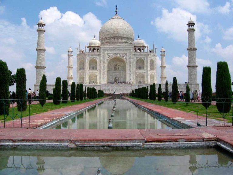 زيارة الهند