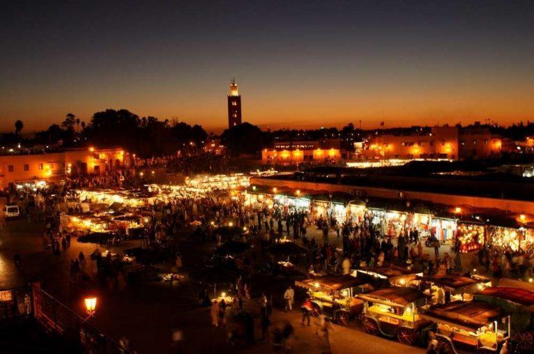 اماكن السهر في مراكش..دليلك للتعرف علي افضل الأماكن للسهر في مدينة مراكش المغربية