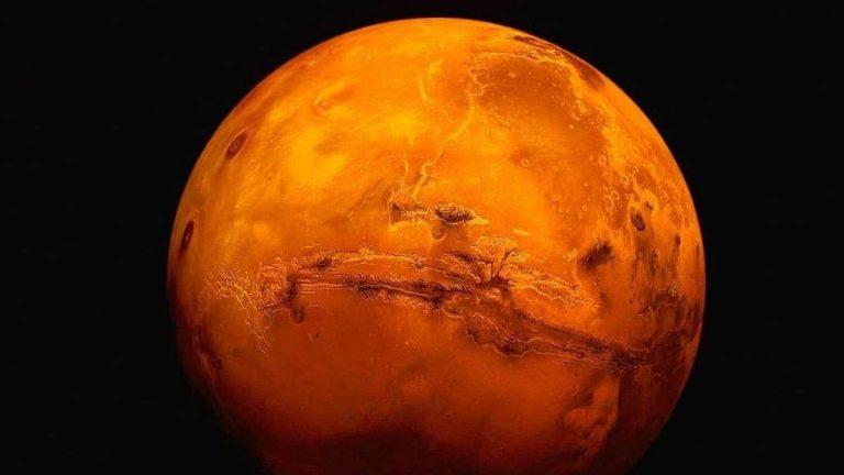 معلومات للأطفال عن كوكب المريخ