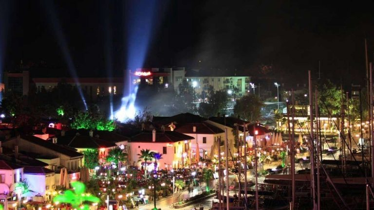 اماكن السهر في مارماريس… أفضل الأماكن التى يمكنك قضاء سهرتك فى المدينة التركية مارماريس