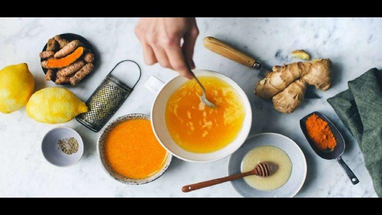 فوائد الكركم والجنزبيل..ابرز فوائد شاي الجنزبيل والكركم على صحة الانسان