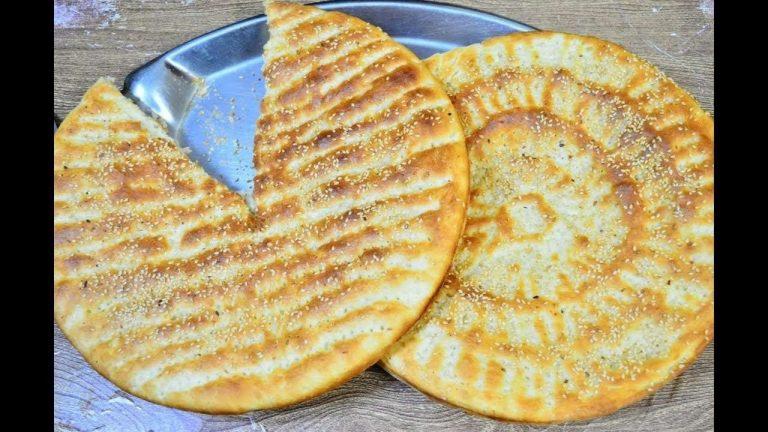 طريقة عمل خبز التميس …. عمل خبز الطابونة الهش باكثر من طريقة