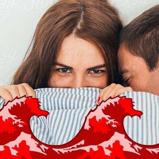 الإستعداد للزوج بعد الدورة الشهرية