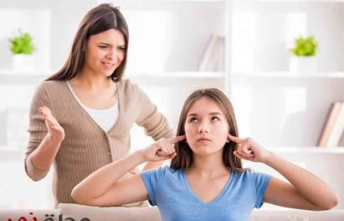 كيف تتعامل مع المراهقة العنيدة ؟ تعرف علي أساليب التعامل مع عناد المراهقات وطرق معالجته