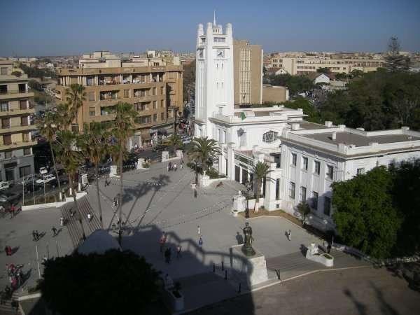 مدينة مستغانم في الجزائر