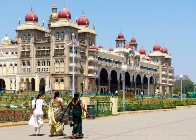 أفضل 5 مدن سياحية في الهند