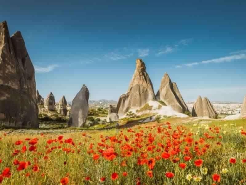 السياحة في تركيا في شهر ابريل ..ودليلك لزيارة أجمل المعالم السياحية بتركيا خلال الربيع