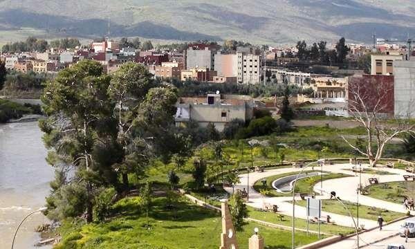 معلومات عن مدينة خنيفرة المغرب