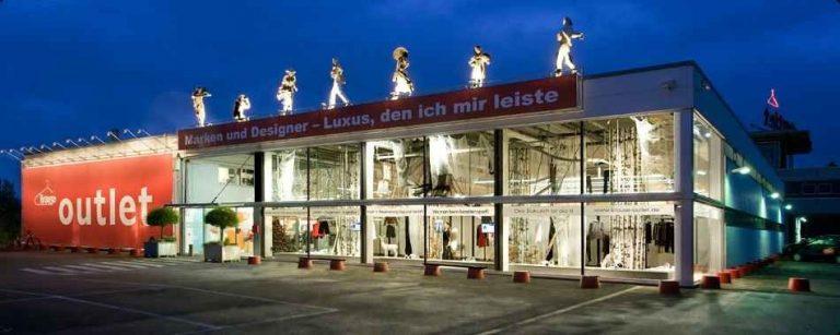 أوت لت دوسلدورف .. تعرف علي أشهر الاسواق