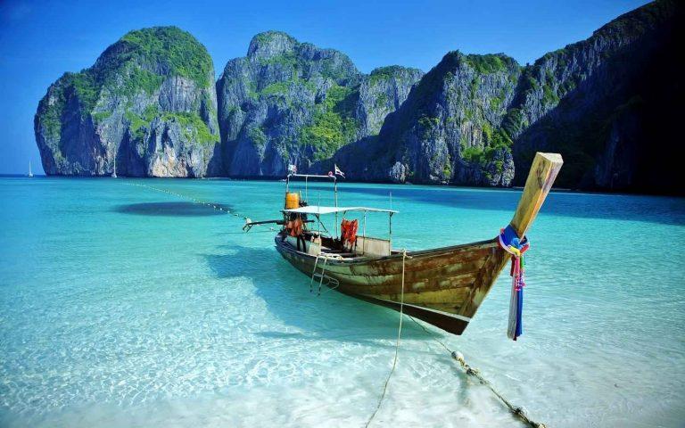 """السياحة في جزيرة كوه فانجان تايلند .. الدليل السياحى لرحلة رائعة فى جزيرة """" كوه فانجان """".."""