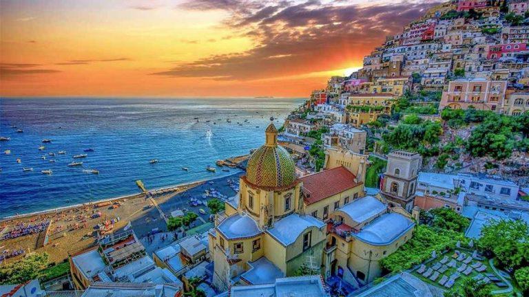 """السياحه في بوسيتانو ايطاليا .. تعرف على """" بوسيتانو """" أجمل المدن الإيطالية .."""