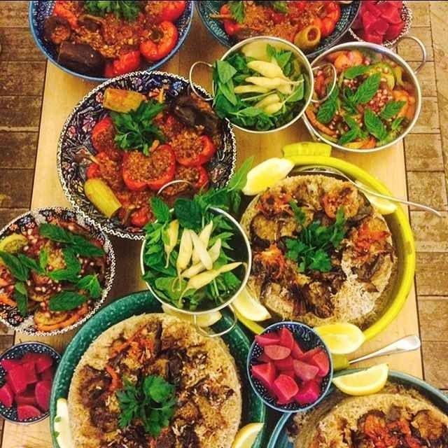 الأكلات الشعبية المشهورة في فلسطين و أفضل 10 أكلات فلسطينية