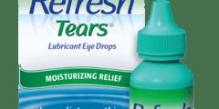 ريفريش تيرزTears Refresh قطرة مرطبة للعين