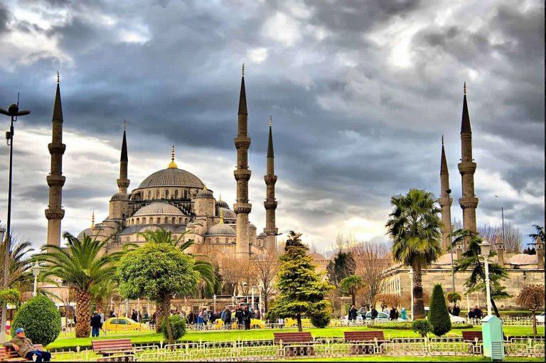السياحة في تركيا شهر مايو