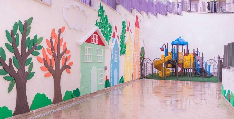 ساحة المدرسة – أفكار لساحة المدرسة   سبعة أفكار لتطوير ساحة المدرسة