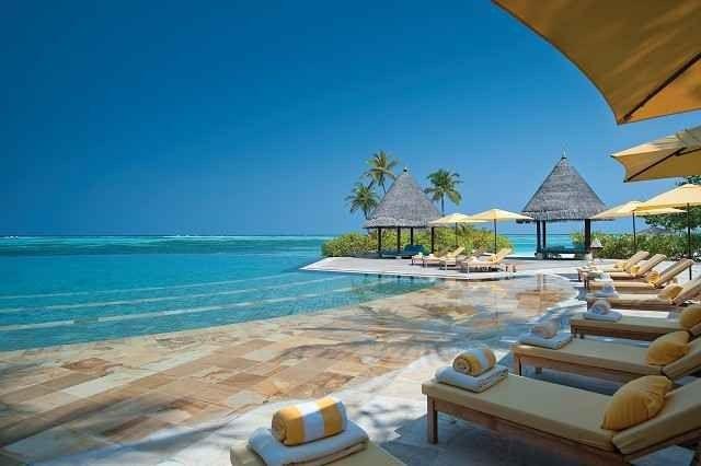 أجمل المنتجعات السياحية في المالديف