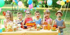 أفكار عيد ميلاد أطفال 2021
