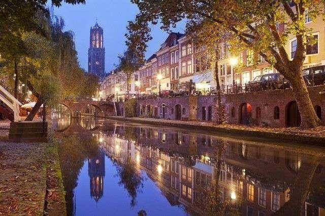 السياحة في هولندا أوترخت ..وأبرز معالم الجذب السياحى في أوترخت..