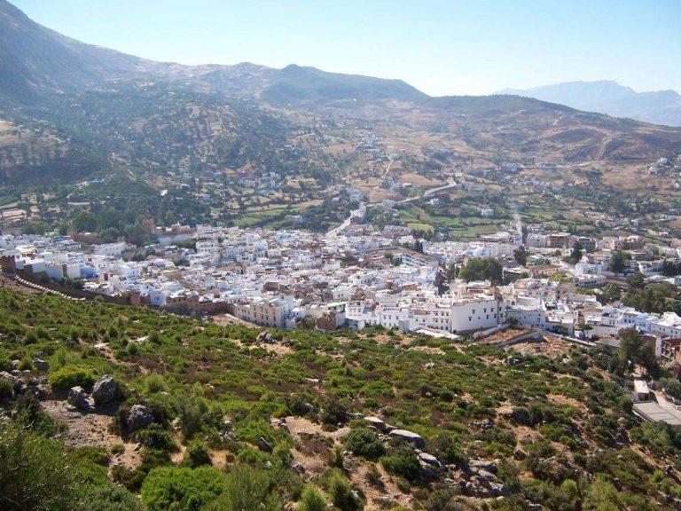 مدينة تازة في المغرب