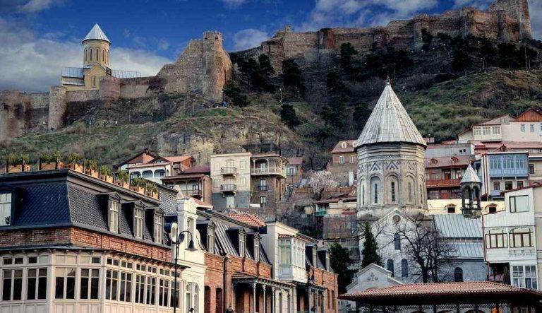 تبليسي جورجيا أجمل 5 أماكن سياحية