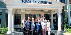 جامعة طوروس في مرسين. تعرف على جامعة طوروس في مرسين