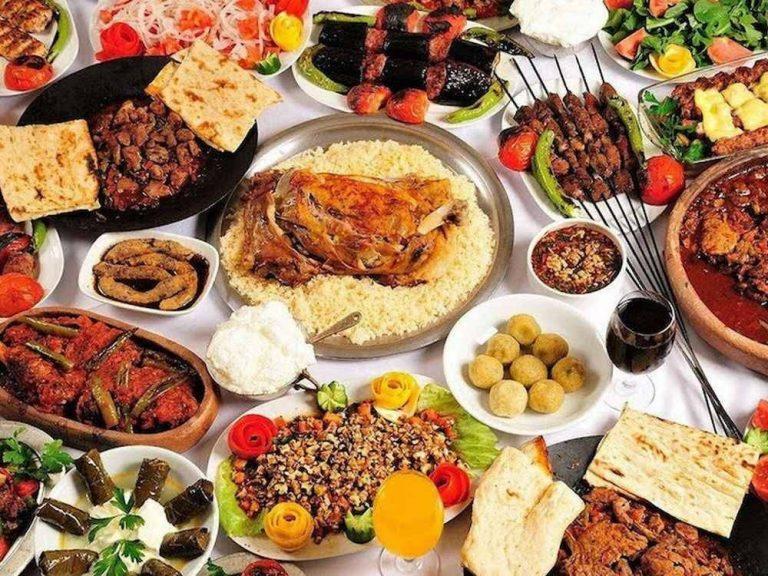 الأكلات المشهورة في تركيا .. تعرف على تشكيلة رائعة من الأكلات المشهورة في تركيا ..