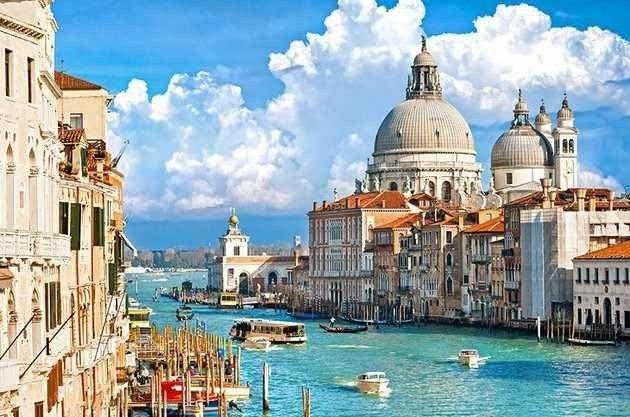 تعرف على أجمل و أمتع الأماكن السياحية في فينيسيا