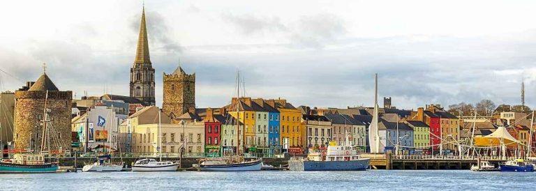 السياحة في مدينة وترفورد ايرلندا : و 10 من الأماكن السياحية فى وترفورد ..