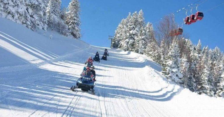 السياحة في تركيا في شهر يناير