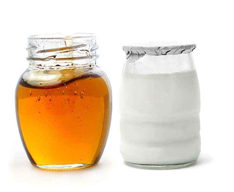 فوائد الزبادي مع العسل  –