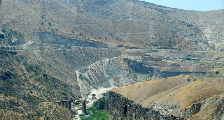 معلومات عن نهر اليرموك ..تعرف على نهر اليرموك أكبر روافد نهر الأردن..